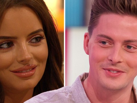 Love Island's Dr Alex George thinks he's the spitting image of Maura Higgins