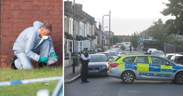 Two London teens killed 12 minutes apart in stabbing and shooting