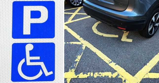 People with invisible disabilities are eligible for blue badge permits