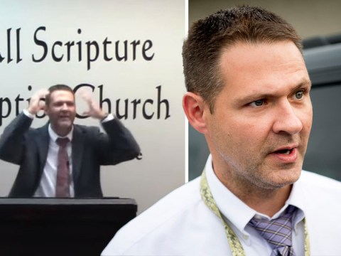Detective claims gay people should be executed during church sermon