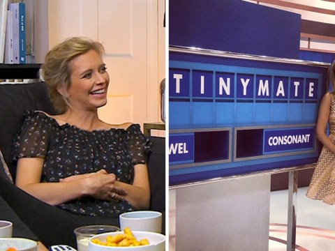 Countdown's Rachel Riley hints she's expecting baby girl with Strictly's Pasha Kovalev