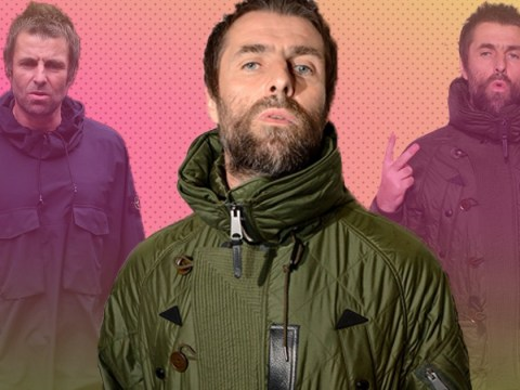 Liam Gallagher would rather move house than throw away his hundreds of parkas
