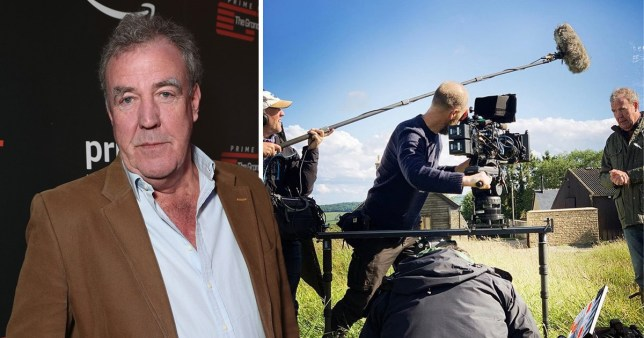 Jeremy Clarkson The Grand Tour series 4