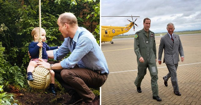 Prince William shares cute picture of Louis on Father's Day but no Charlotte or George