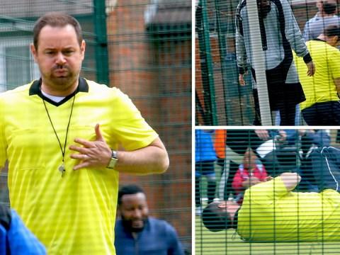 EastEnders spoilers: Mick Carter dies as Danny Dyer films exit scenes?
