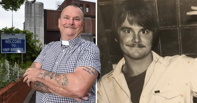 Ex-con turns life around to become vicar at jail where he served time