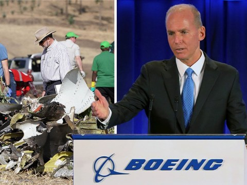 Boeing boss admits 'mistake' before two deadly crashes killed 346 people