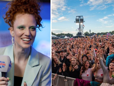 Jess Glynne blames anxiety for Isle of Wight cancellation: 'I was incredibly weak'