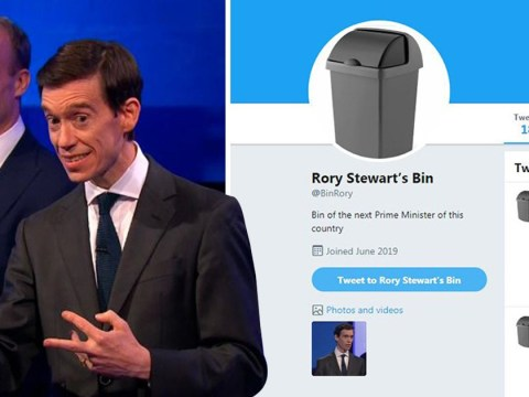 Rory Stewart likens rivals' Brexit promises to stuffing too much rubbish in the bin