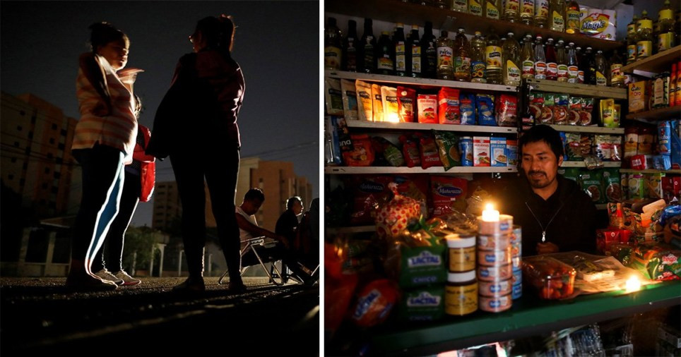 Unexplained blackout leaves 20,000,000 without electricity in South America