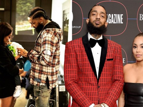 Lauren London celebrates Nipsey Hussle on Father's Day, two months after his death