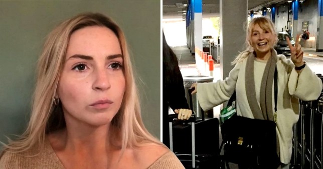 British tourist Isabella Brazier-Jones claims she was kept in a cell and shipped back to the UK after admitting she had tried cocaine.