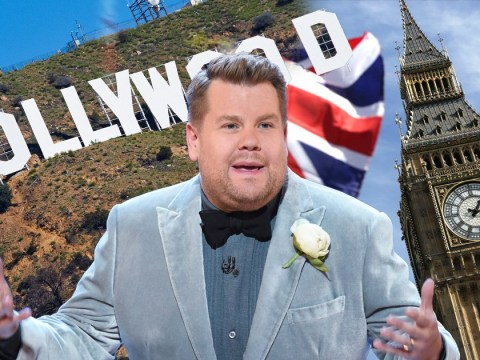 Is James Corden about to quit The Late Late Show and return to the UK?