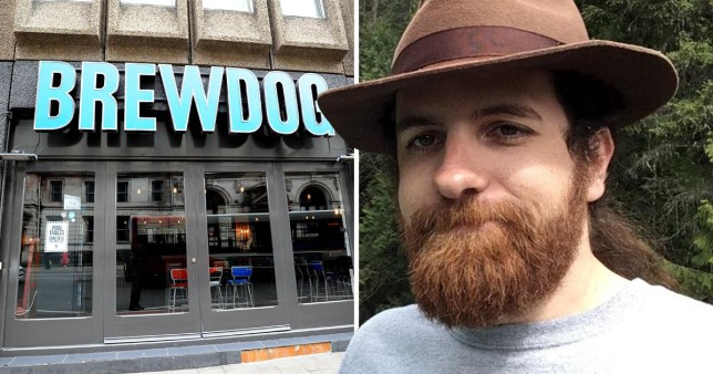 Dr Thomas Bower sued Brewdog over its Pink IPA drink