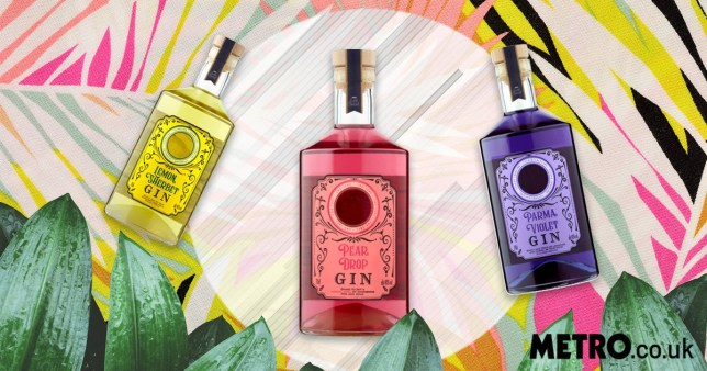 The three new gins