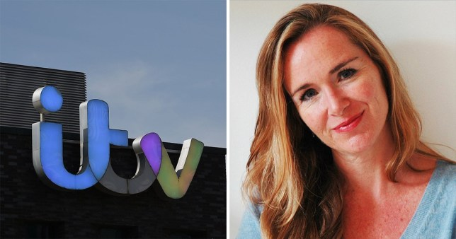 Saskia Schuster and ITV