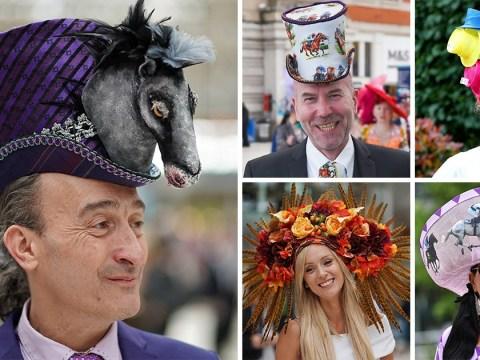 The best hats at Royal Ascot 2019