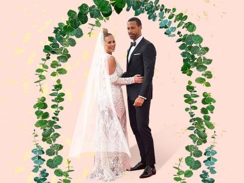 Kate Wright worried she'll be a 'bridezilla' as Rio Ferdinand wedding preparations get underway