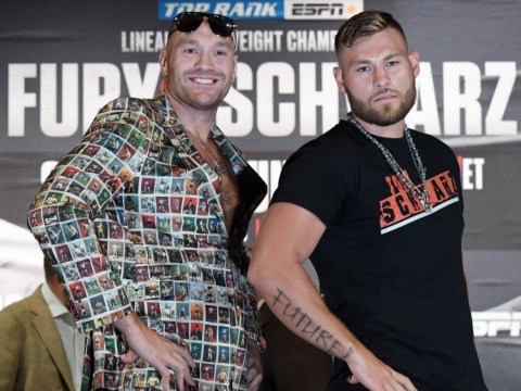 Tyson Fury to pocket £10m on Las Vegas debut against Tom Schwarz