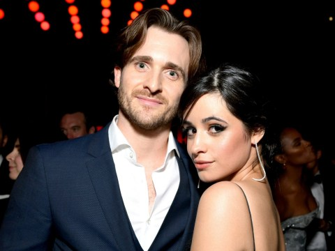 Camila Cabello 'splits with British love guru boyfriend Matthew Hussey'