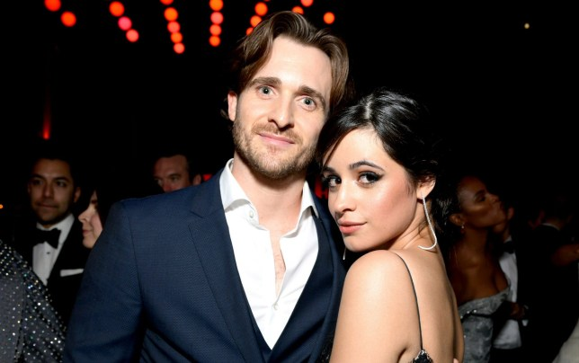 Camilla Cabello with Matthew Hussey