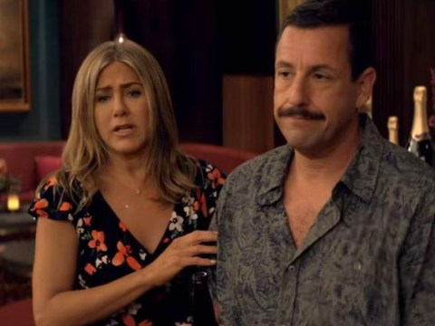 Netflix's Murder Mystery: Adam Sandler is funny and everyone is obsessed with Jennifer Aniston's wedges