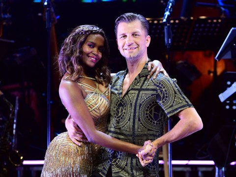 Strictly Come Dancing pro dancers give Pasha Kovalev a sweet send-off with glitterball cake as tour wraps