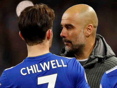 Ben Chilwell reveals what Pep Guardiola said to him after Manchester City beat Leicester