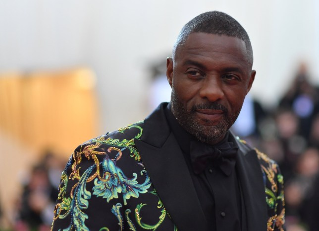 "English actor Idris Elba arrives for the 2019 Met Gala at the Metropolitan Museum of Art on May 6, 2019, in New York. - The Gala raises money for the Metropolitan Museum of Arts Costume Institute. The Gala's 2019 theme is Camp: Notes on Fashion"" inspired by Susan Sontag's 1964 essay ""Notes on Camp"". (Photo by ANGELA WEISS / AFP)ANGELA WEISS/AFP/Getty Images"
