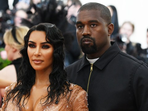 Kim Kardashian and Kanye West fly people in from Europe to repair floor in $60million soulless pit of a mansion