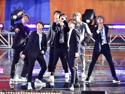 BTS want to stay as healthy as possible to perform for Army 'as long as they can'