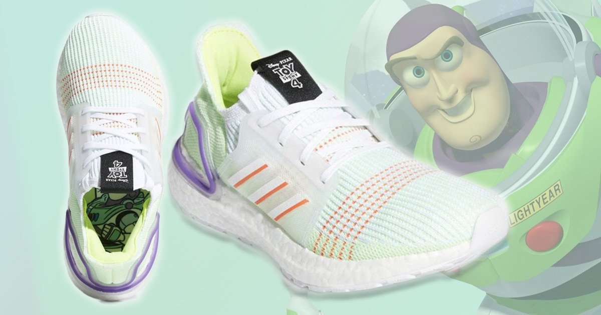 trainers inspired by Toy Story 4