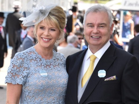 Ruth Langsford and Eamonn Holmes share gorgeous wedding throwbacks… to mark really heated debate