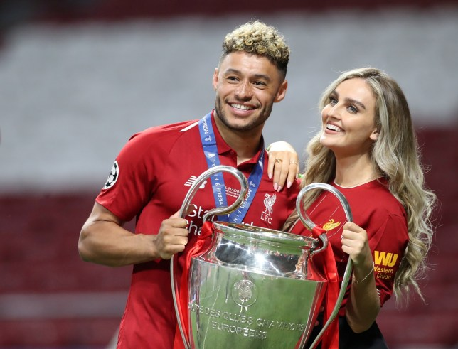 Little Mix's Perrie Edwards is so in love that Alex Oxlade-Chamberlain is 'perfection'