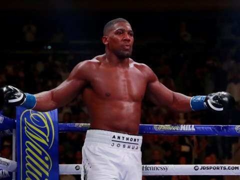 Anthony Joshua to fight Andy Ruiz in November or December, announces Eddie Hearn