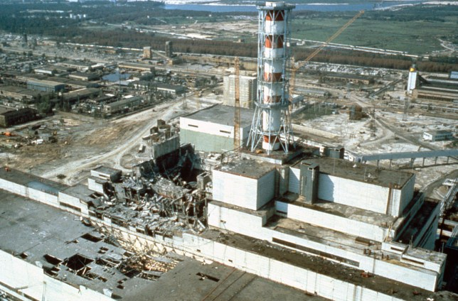 Image result for chernobyl hotstar killed