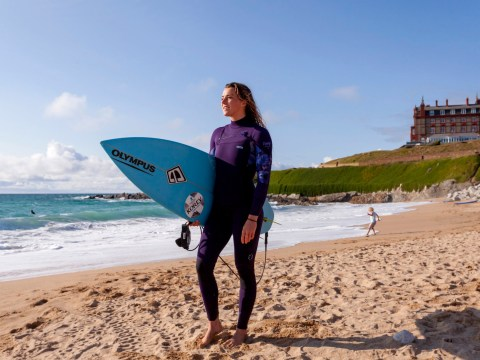 My Odd Job: I only went pro as a surfer when the prize money for women became equal