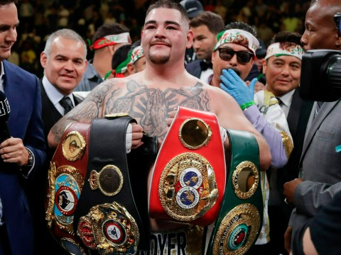 Andy Ruiz won't be stripped of world titles before Anthony Joshua rematch, says Eddie Hearn