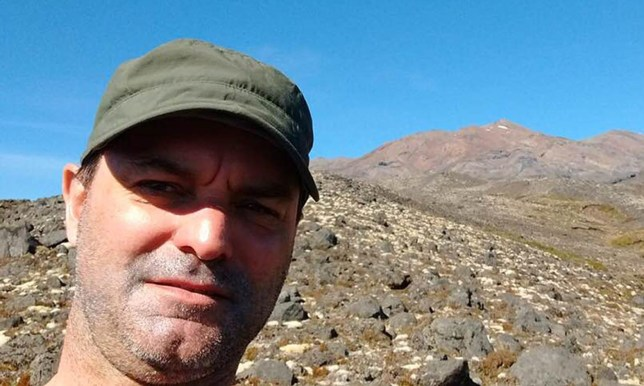 Fears are growing for British hiker Darren Myers who went missing as he was trekking in the Tararua Ranges on the North Island of New Zealand