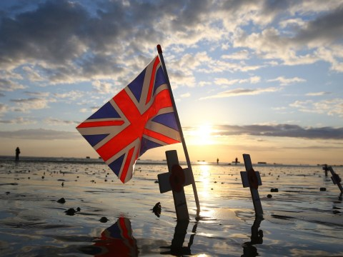 How many British soldiers died on D-Day 75 years ago?