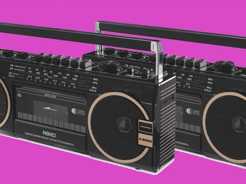 Aldi is selling a nostalgic boombox for £29.99