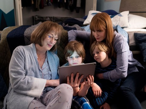 When does Big Little Lies return for season 2 in the UK?