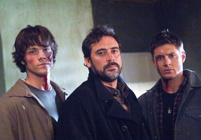 THE CW - Winchester Boys Sam, John and Dean