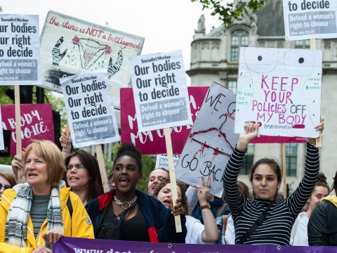 More than 1,000 women travelled from Northern Ireland for abortions last year