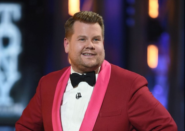 actor and comedian james corden