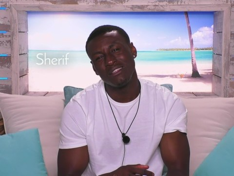 Love Island's Sherif Lanre claims another islander used the n-word 'repeatedly' without a warning