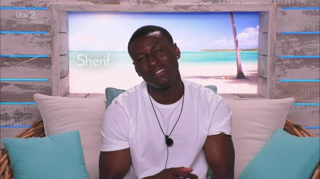 The islanders play a game of ''Jenger' on 'Love Island'. Broadcast on ITV2 Featuring: Sherif Lanre When: 09 Jun 2019 Credit: Supplied by WENN **WENN does not claim any ownership including but not limited to Copyright, License in attached material. Fees charged by WENN are for WENN's services only, do not, nor are they intended to, convey to the user any ownership of Copyright, License in material. By publishing this material you expressly agree to indemnify, to hold WENN, its directors, shareholders, employees harmless from any loss, claims, damages, demands, expenses (including legal fees), any causes of action, allegation against WENN arising out of, connected in any way with publication of the material.**