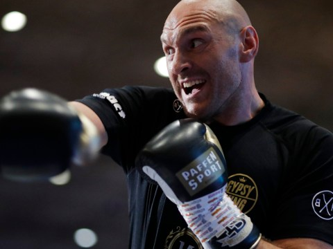Inside Tyson Fury's training camp: Las Vegas mansion, dancing and sing-songs