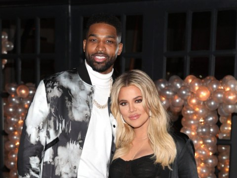 Khloe Kardashian reveals Tristan Thompson tried to kiss her since split as they have awkward run-in at True's birthday party