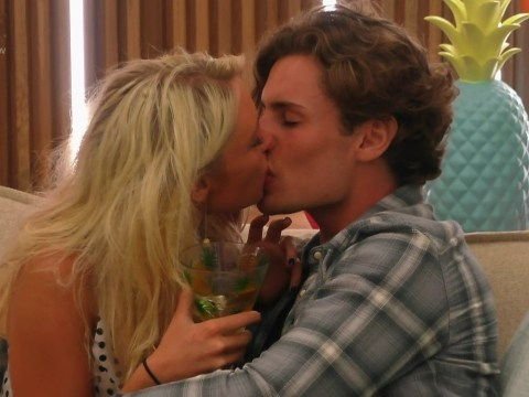 Love Island's Joe Garratt confirms he kissed Lucie Donlan at ITV party after Mark Wright exposes him live on-air